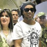 Paraguaya relacionada con Ronaldinho da señales de vida a través de abogados
