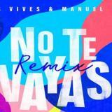 Carlos Vives anunció el lanzamiento de 'No te vayas Remix', junto a Manuel Turizo