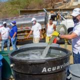 Con la 'Ruta del Agua', gobierno de Santa Marta contrarresta el coronavirus