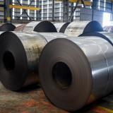 Producto derivado del acero en la bodega de una empresa en Barranquilla.