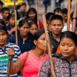 Amnistía Internacional pide medidas a Colombia para evitar que indígenas mueran por COVID-19