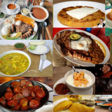 Comida colombiana.