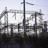Subestación de energía en Barranquilla