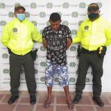 Capturan a presunto miembro del 'Clan del Golfo' en Sucre