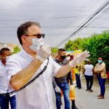 Alcalde de Sincelejo pide cierre estricto de las fronteras de la ciudad