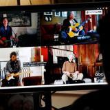 Artistas editan en disco el concierto solidario 'Un Mundo: Juntos en Casa'