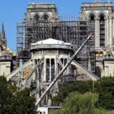 Las obras en Notre Dame se retomarán el lunes con nuevas medidas de seguridad