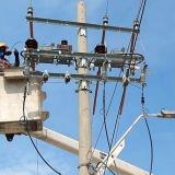 Electricaribe trabaja en mejoras de redes en sectores de Soledad