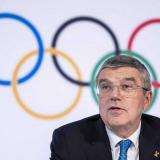 Thomas Bach, presidente del Comité Olímpico Internacional (COI).