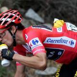 Primoz Roglic, ganador de la Vuelta a España 2019.