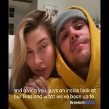 Justin Bieber y Hailey Baldwin estrenan un 'reality show' en Facebook