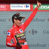 Primoz Roglic, campeón de la Vuelta a España 2019.