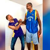 Álvaro Teherán, el gigante que no pudo tocar el cielo de la NBA