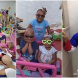 La lucha en cuarentena de los niños con cáncer