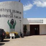 Sede del ICBF en Riohacha.