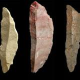 Las herramientas modernas en Europa son creación de los Homo sapiens