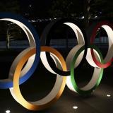 Logo de los Juegos Olímpicos.