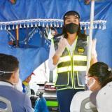 Viceministro de Justicia en reunión de seguridad en Cartagena