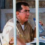 Luis Alfredo Garavito paga condena en la cárcel de máxima seguridad en Valledupar.