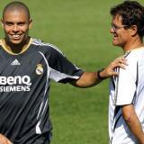 """""""Ronaldo fue el que me creó más problemas en el vestuario"""": Capello"""