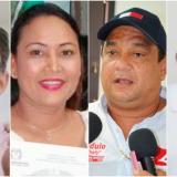 Los cuatro alcaldes de Sucre sancionados.