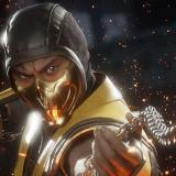 Scorpion, uno de los personajes más reconocidos de Mortal Kombat.