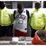 Papá del 'Pupileto' también fue capturado con marihuana