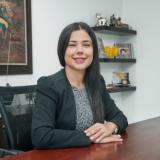 Yulieth Porras Osorio, gerente de Enerpereira y quien dirige el empalme entre Electricaribe y CaribeSol