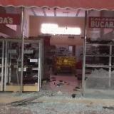 Turba saqueó tienda de calzado en Ciénaga, Magdalena