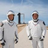 Doug Hurley y Bob Behnken son los astronautas que tripularán la misión Demo-2