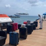 Dimar activa protocolos para recibir crucero con 52 colombianos