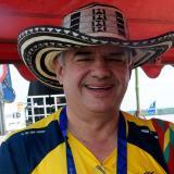 El cordobés Ciro Solano, segundo vicepresidente de la Odecabe.