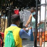 Ayuda humanitaria ha llegado a más de 160 sectores de Cartagena