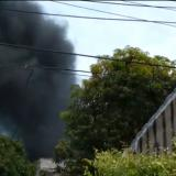 En video | Se incendió la casa de Kevin Flórez