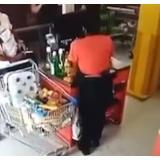 Vuelve y juega: atracan supermercado dos veces en 48 horas