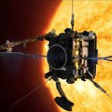 Sonda Solar Orbiter se cruzará con la estela del cometa Atlas