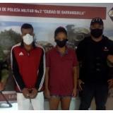 Mandan a la cárcel a alias 'Yeisito', supuesto sicario del Clan del Golfo