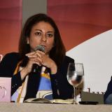 Natasha Avendaño García, la superintendente de Servicios Públicos