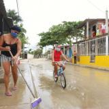 """Jornada de limpieza denominada """"Lavatón"""" este domingo en el barrio El Pozón."""