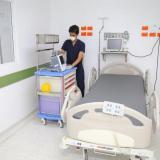 El nivel de ocupación de las camas uci se ha mantenido, según la Secretaría de Salud Distrital.