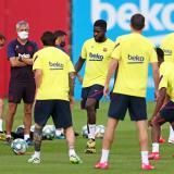 El fútbol español entra en la última fase previa a la vuelta