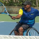 Deportistas en situación de discapacidad esperan luz verde para entrenar
