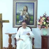 Óscar Vélez, obispo de Valledupar.
