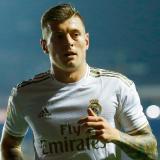 Kroos reitera su deseo de terminar su carrera en el Real Madrid