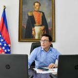 El gobernador Carlos Caicedo lideró la Mesa Departamental de Infancia, Adolescencia y Juventud.