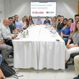 Maestría de Periodismo de Uninorte y EL HERALDO sigue presente en el Caribe