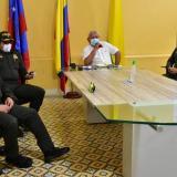 Consejo de seguridad tras homicidio de abogada en Ciénaga, Magdalena