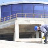 Reanudan obras del tanque de almacenamiento de agua más grande de Sincelejo