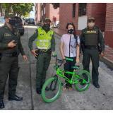 Recuperan bicicleta que robaron a menor en Las Delicias