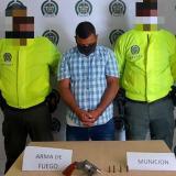 Cayó 'Niño Julio', uno de los más buscados por la Policía